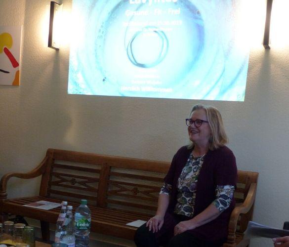 Barbara Wisijahn - Lavylites Veranstaltung